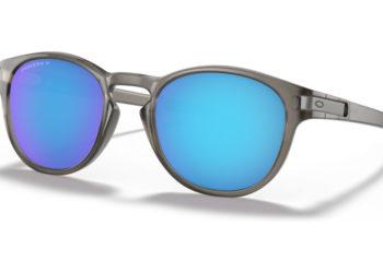 Latch Grey Prizm Sapphire Polarized